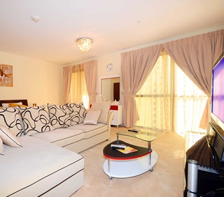 1 Bedroom Holiday Apartment In Jumeirah Beach Residences